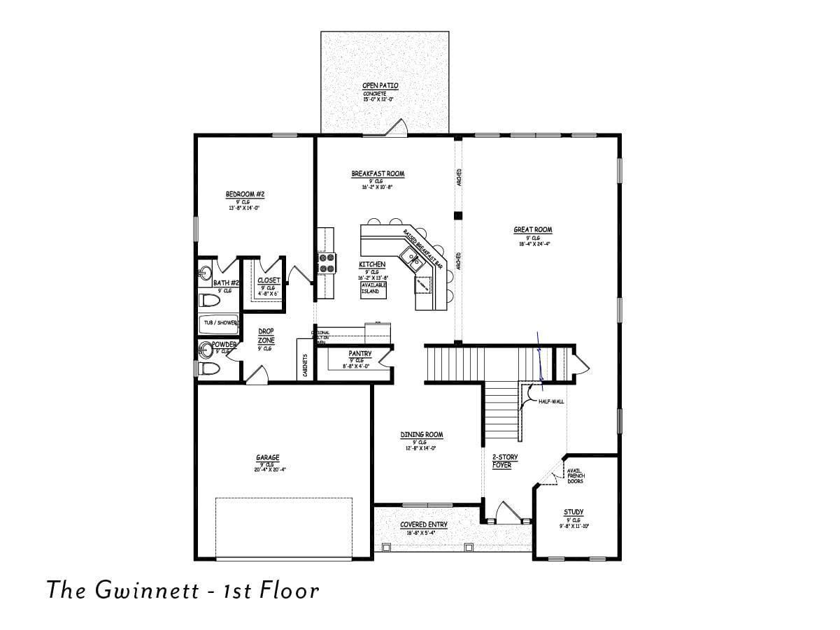 The Gwinnett 1st Floor