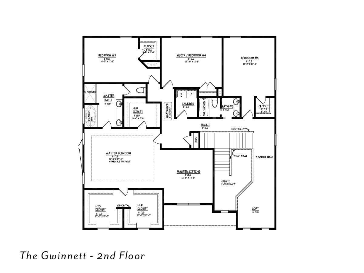 The Gwinnett 2nd Floor