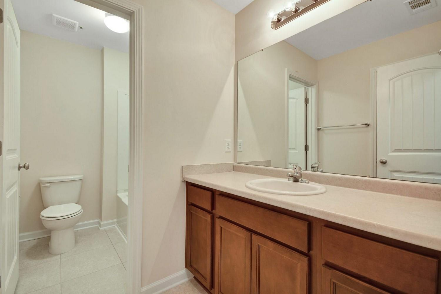 Bathroom featured in The Willow By Lamar Smith Homes in Hilton Head, SC