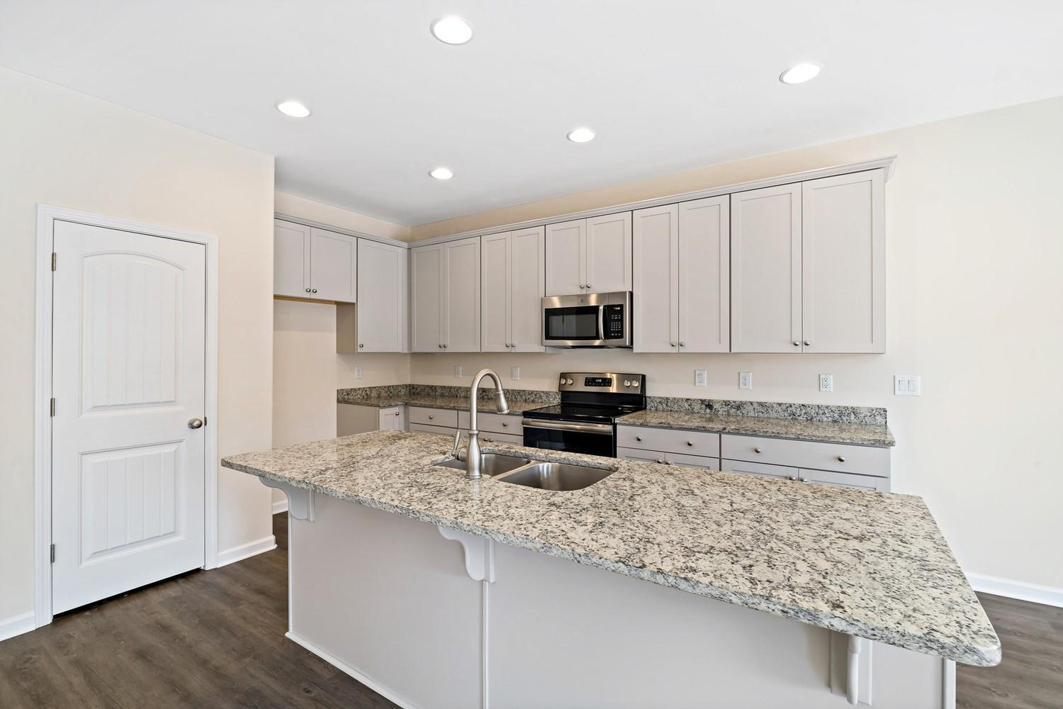 Kitchen featured in The Hatteras By Lamar Smith Homes in Savannah, GA