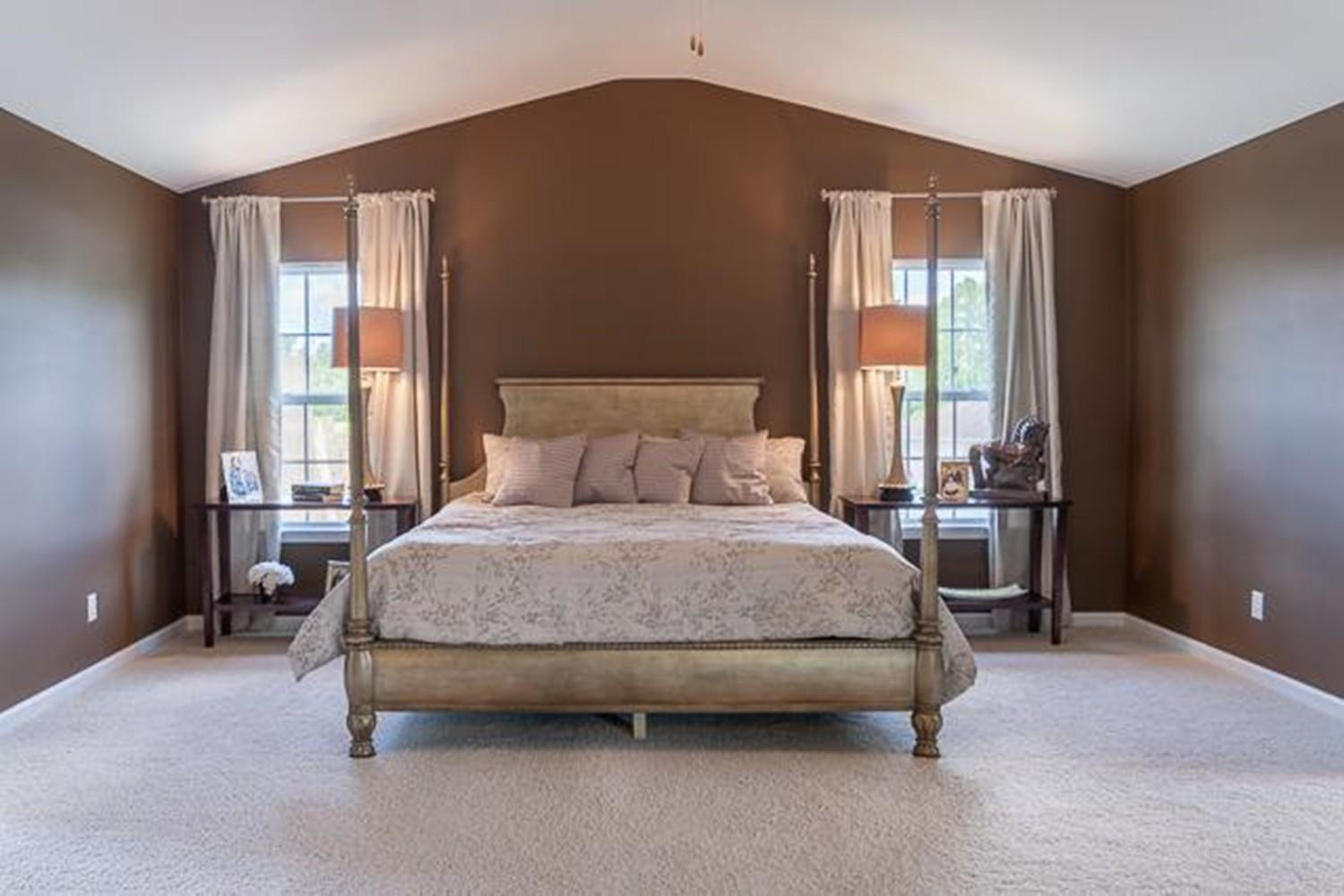 Bedroom featured in The Savannah By Lamar Smith Homes in Savannah, GA