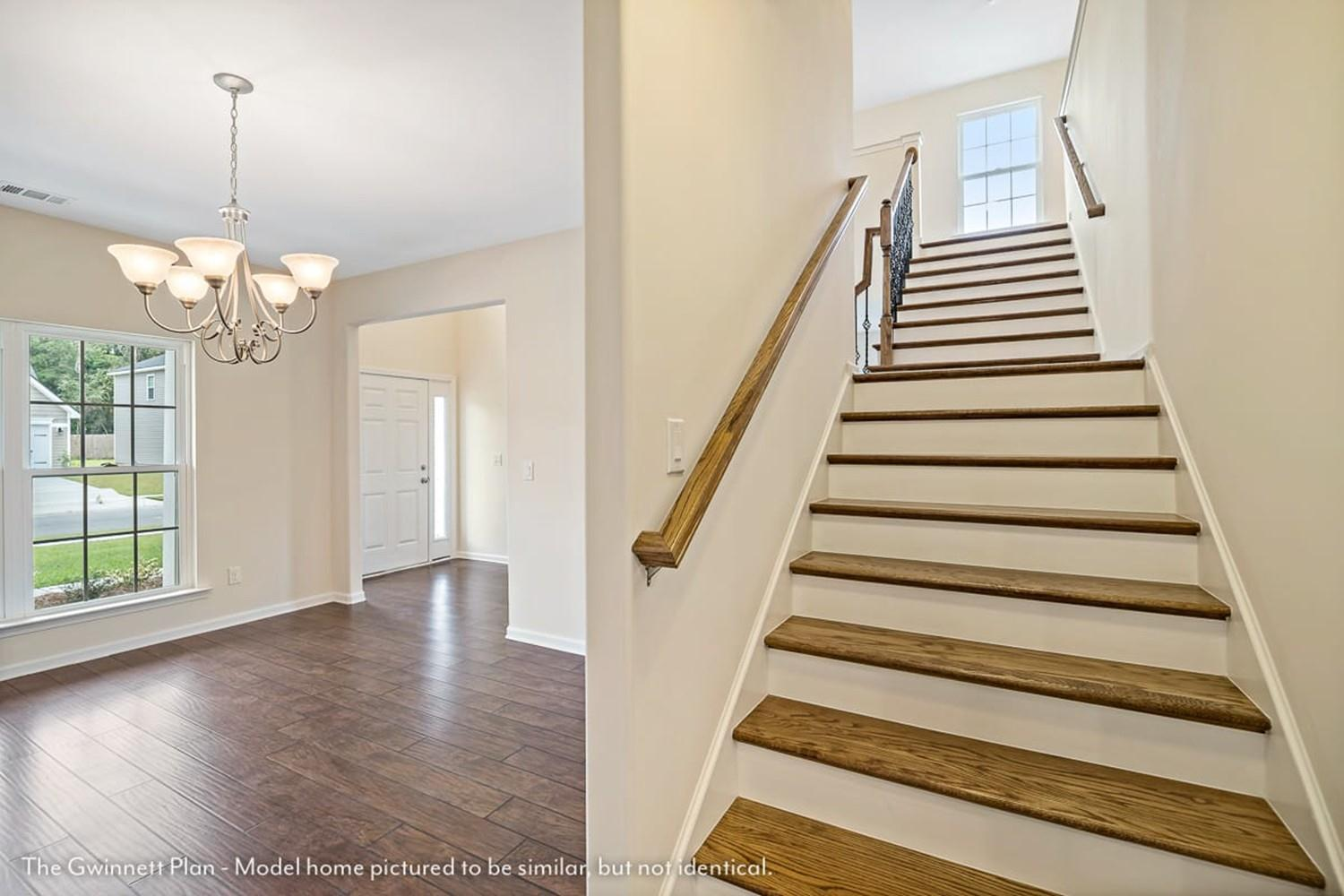 Living Area featured in The Gwinnett By Lamar Smith Homes in Savannah, GA