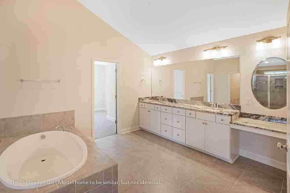 Skidaway Master Bathroom