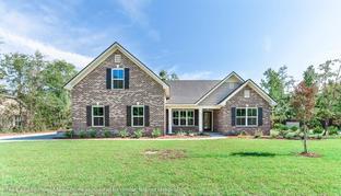 The Camilla - Settlers Hammock: Kingsland, Florida - Smith Family Homes