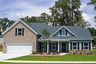 The Grayson - Settlers Hammock: Kingsland, Florida - Smith Family Homes
