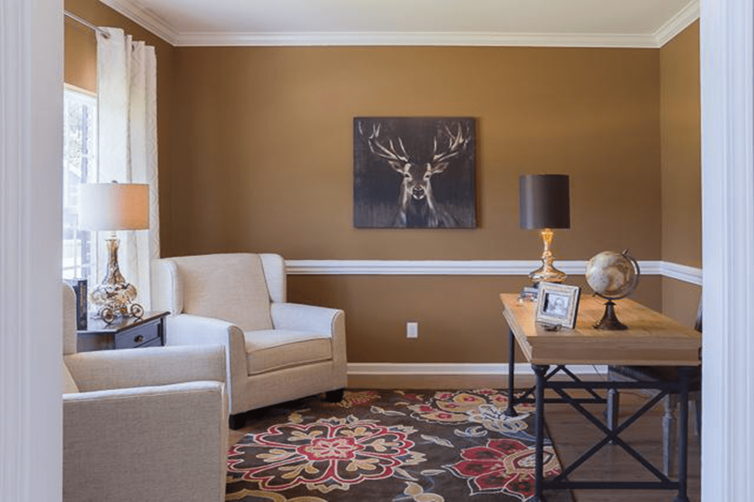 Living Area featured in The Savannah By Lamar Smith Homes in Jacksonville-St. Augustine, GA