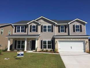 The Dalton - Derrick Landing: Savannah, Georgia - Smith Family Homes