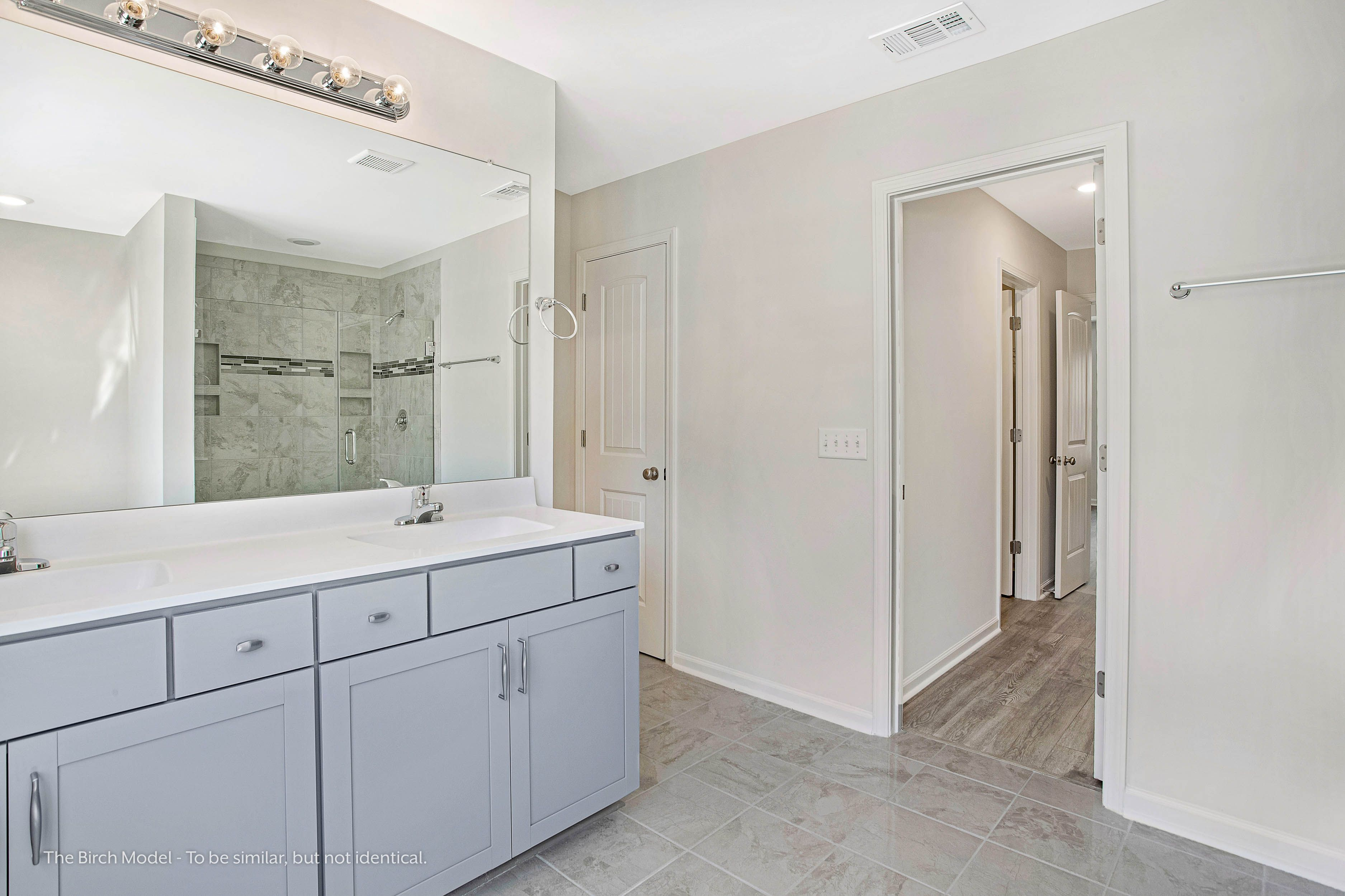 Bathroom featured in The Birch By Smith Family Homes in Hilton Head, SC