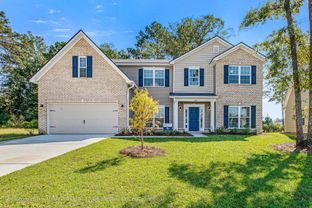 The Savannah - Derrick Landing: Savannah, Georgia - Smith Family Homes