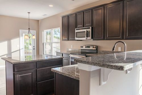 Kitchen-in-The Dalton-at-Savannah Build On Your Lot-in-Rincon