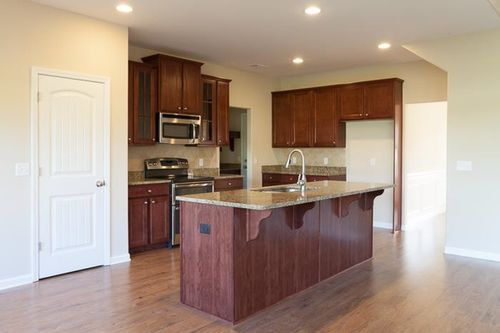 Kitchen-in-The Grayson-at-Savannah Build On Your Lot-in-Rincon