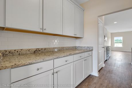Wet-Bar-in-The Butler-at-Savannah Build On Your Lot-in-Rincon