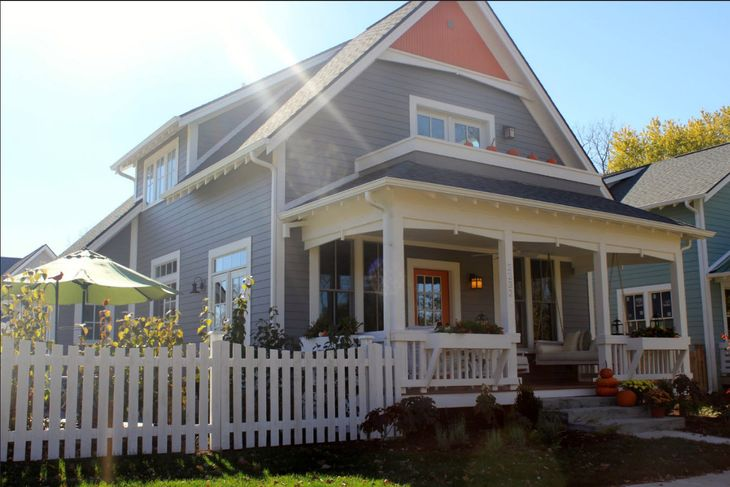 The Ellis Cottage Home