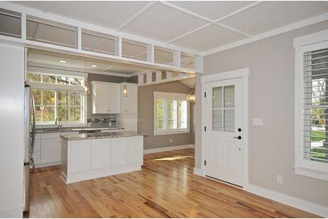 Kitchen-in-Plumrose 4 Bedroom-at-Inglenook of Zionsville-in-Zionsville