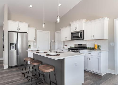 Kitchen-in-The Andrew Plan-at-Holiday Village 3-in-Portage