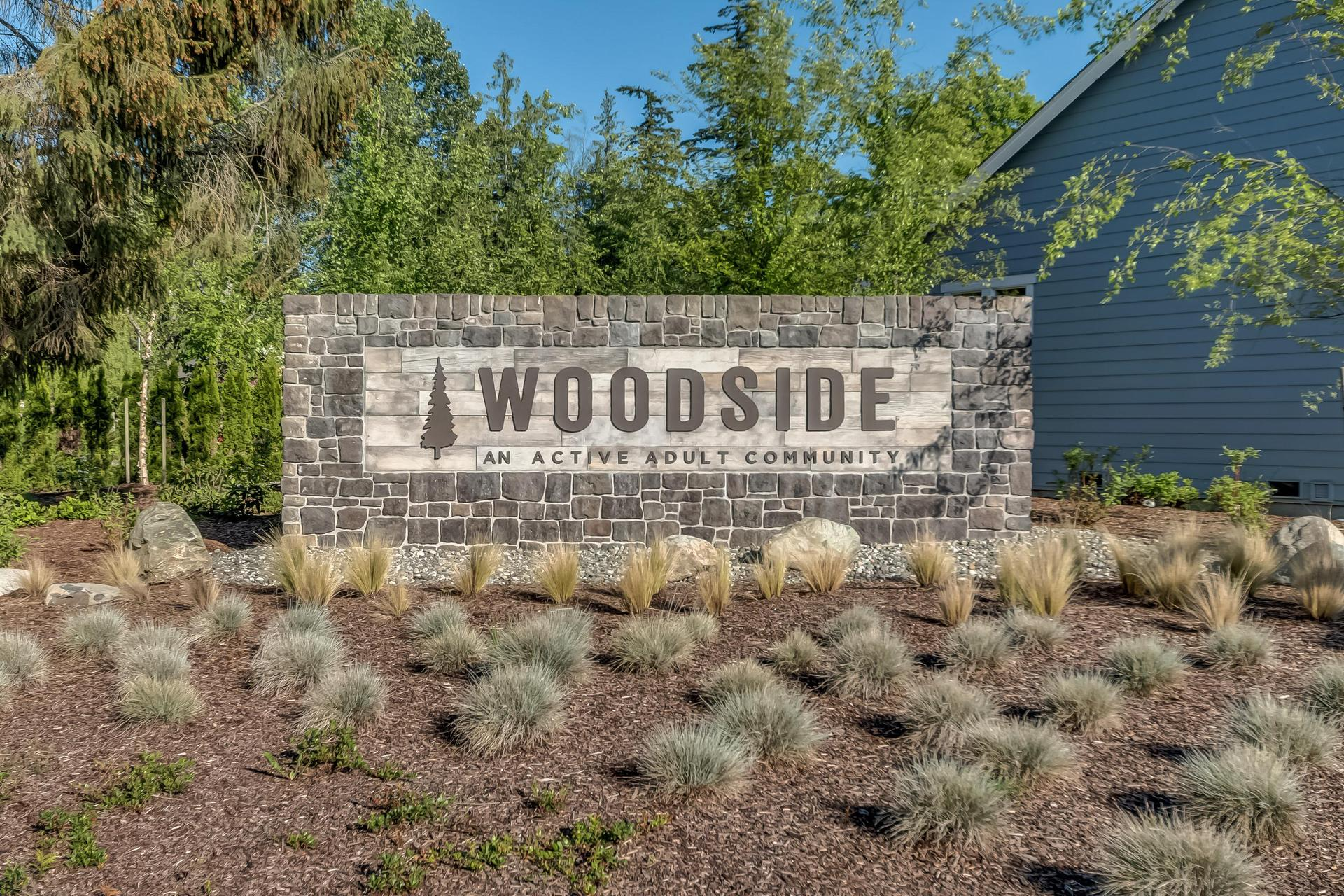 Woodside Active Adult Community in Mount Vernon, WA, New Homes & Floor  Plans by Landed Gentry Homes