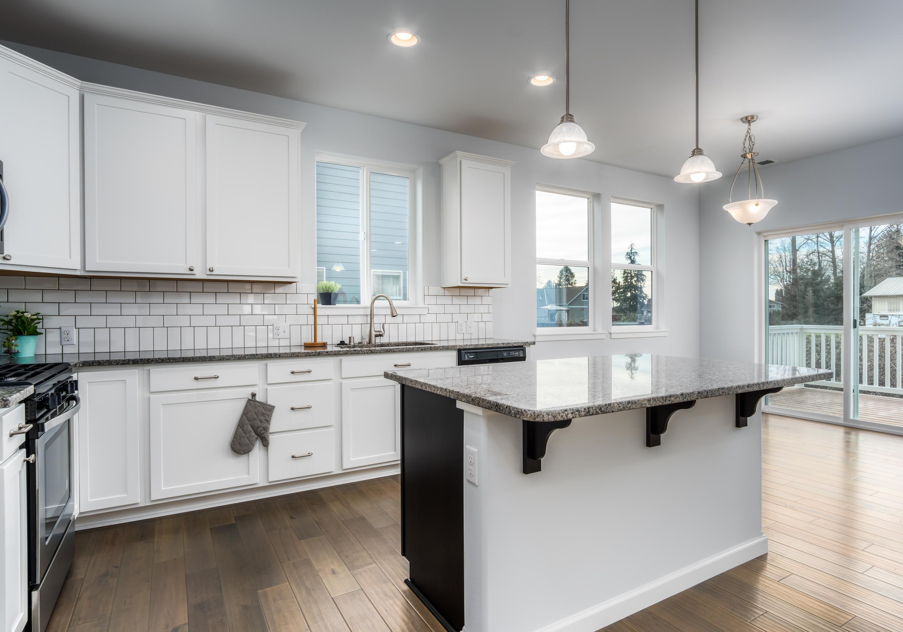 Kitchen featured in the CC Padilla By Landed Gentry Homes in Bellingham, WA