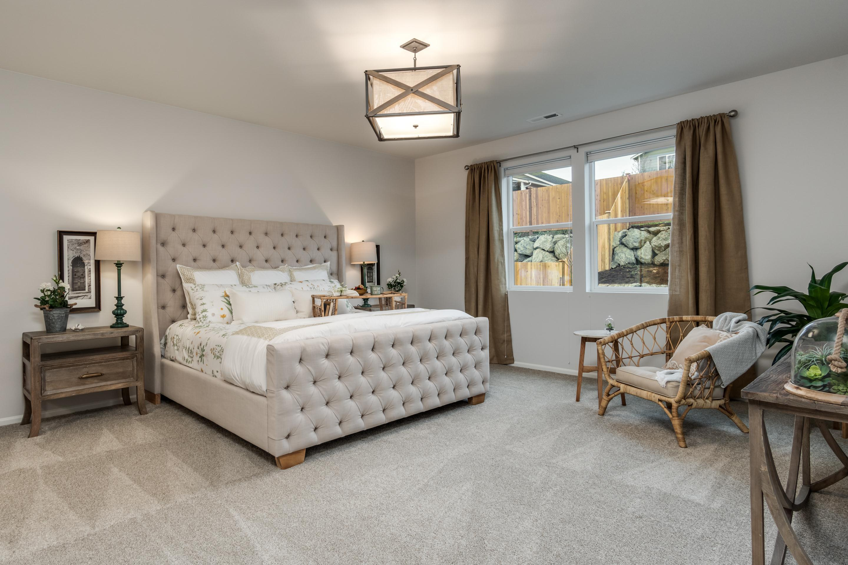 Bedroom featured in the CC Sinclair By Landed Gentry Homes in Bellingham, WA