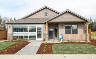 Woods Point by Landed Gentry Homes in Bellingham Washington