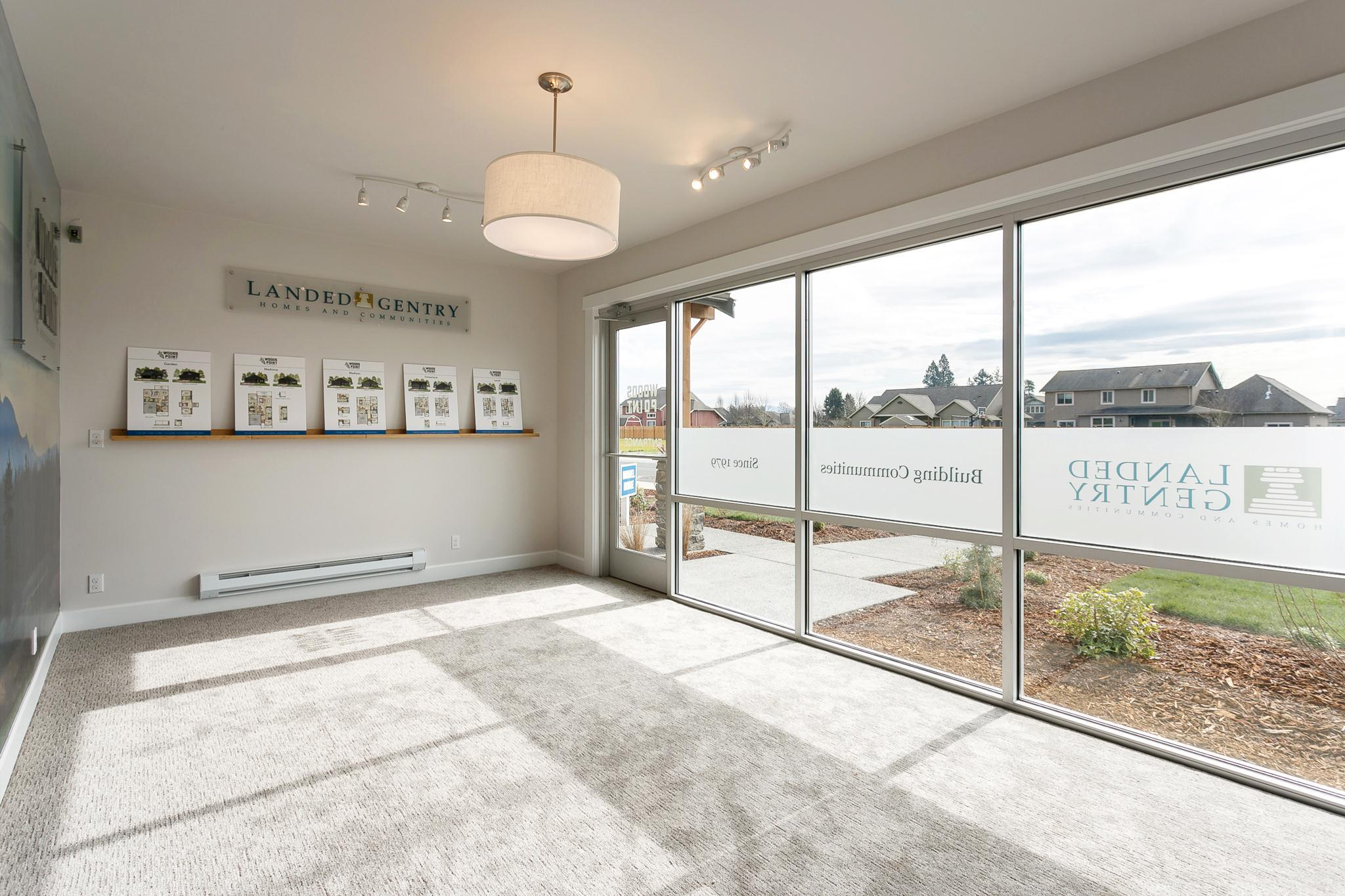 'Woods Point' by Landed Gentry Homes in Bellingham