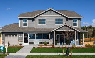 Cambridge Commons by Landed Gentry Homes in Bellingham Washington