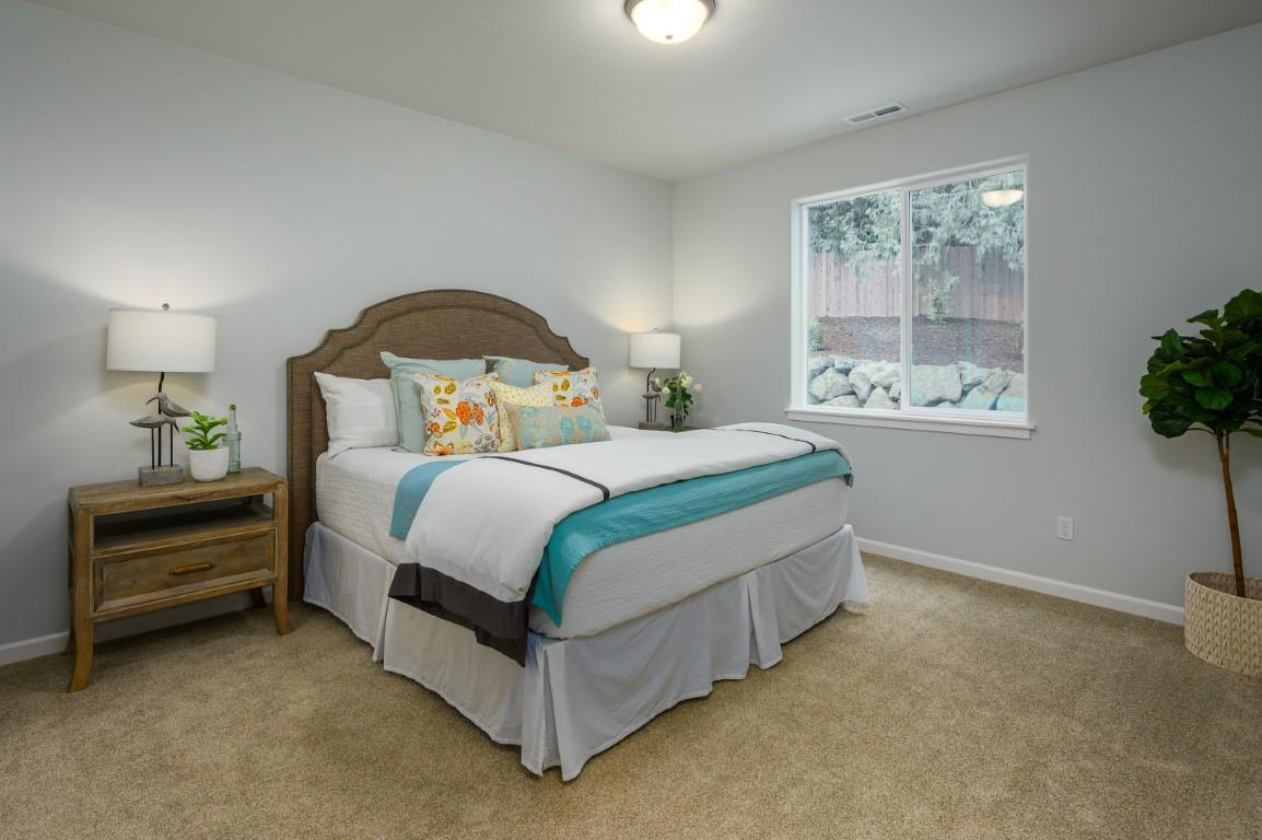 Bedroom featured in the CC Garden By Landed Gentry Homes in Bellingham, WA