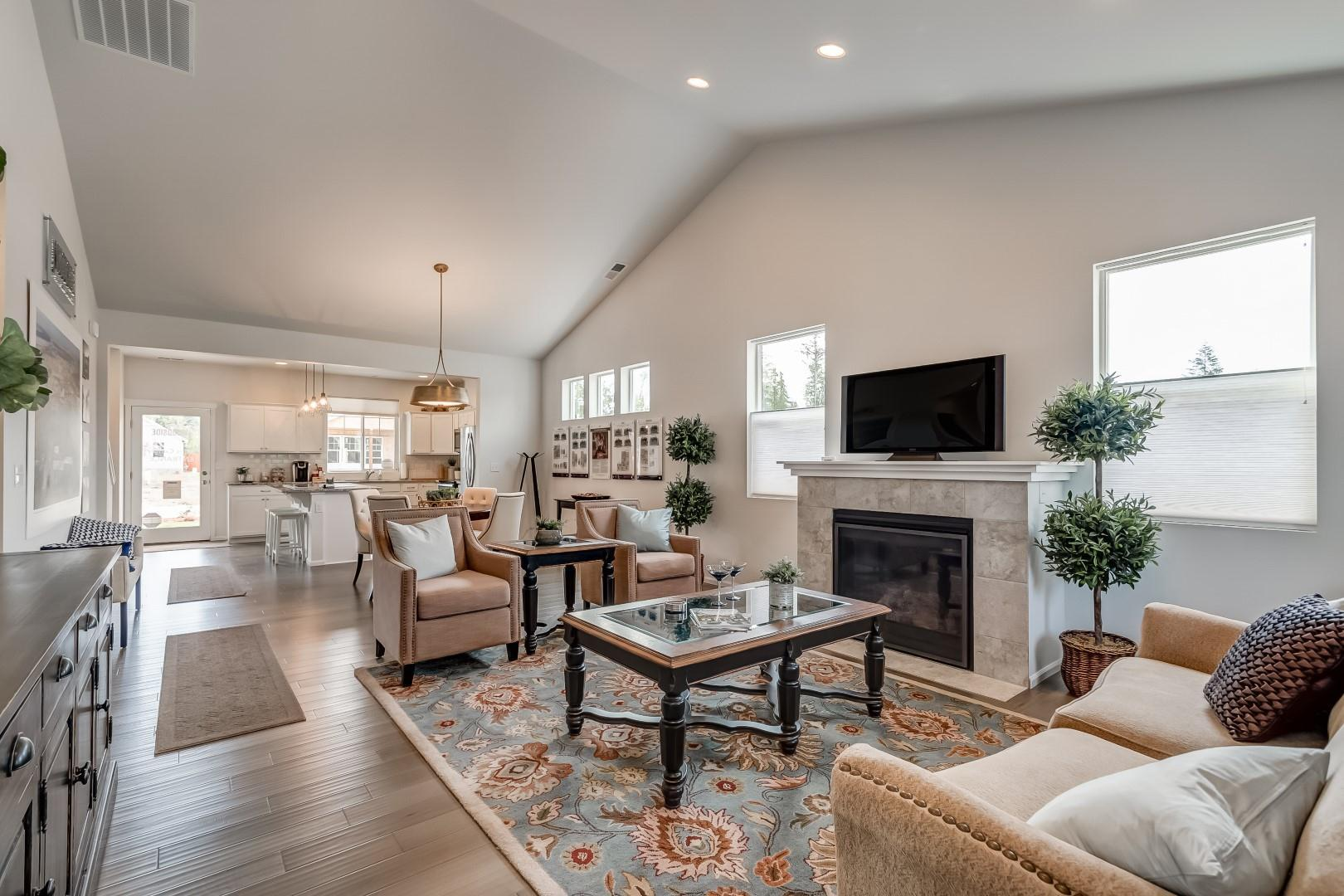 Living Area featured in the CC Birch By Landed Gentry Homes in Bellingham, WA