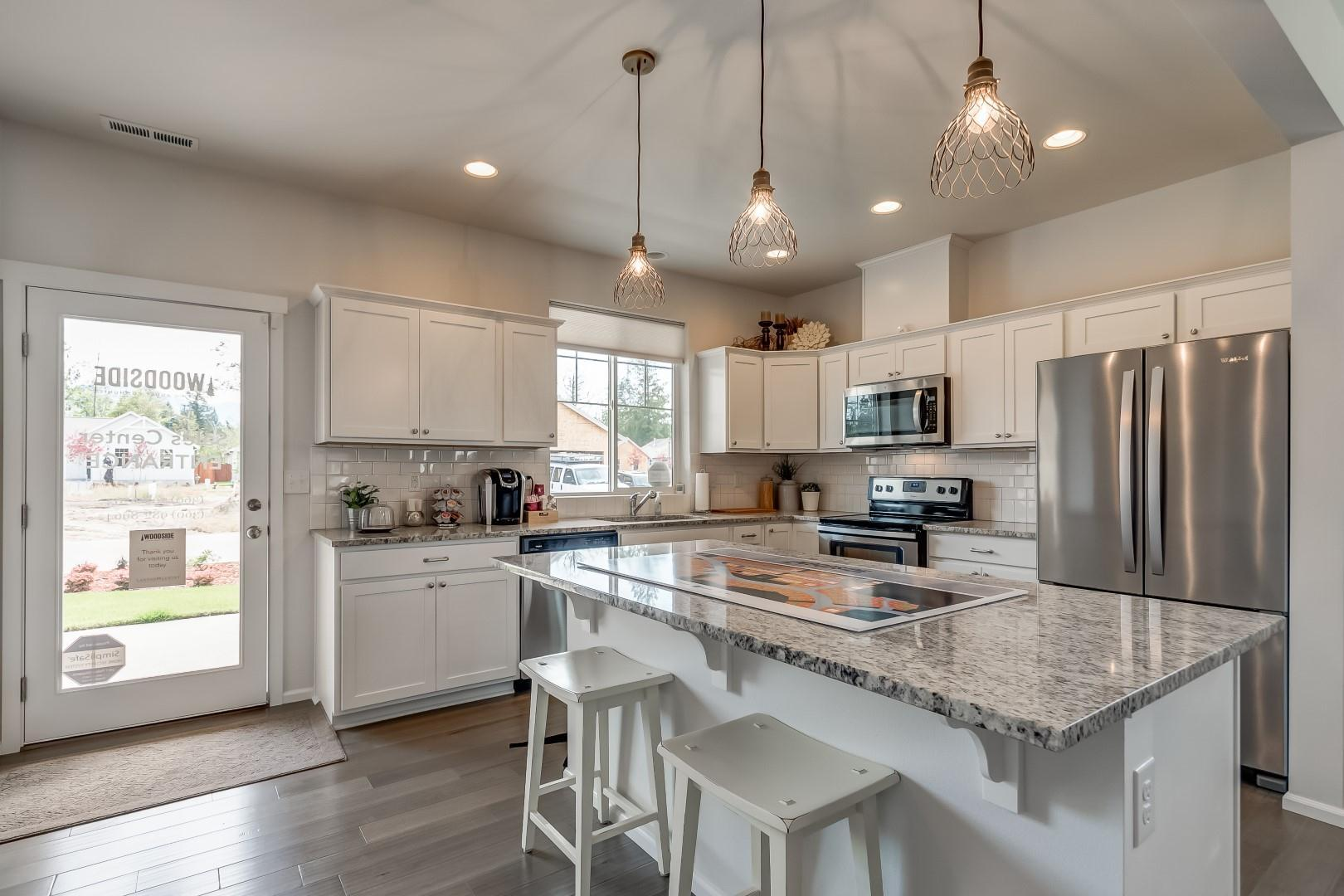Kitchen featured in the CC Birch By Landed Gentry Homes in Bellingham, WA