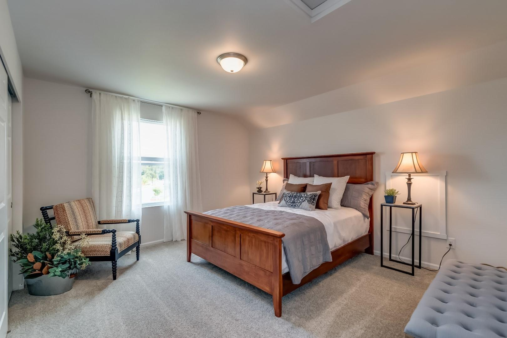 Bedroom featured in the CC Birch By Landed Gentry Homes in Bellingham, WA