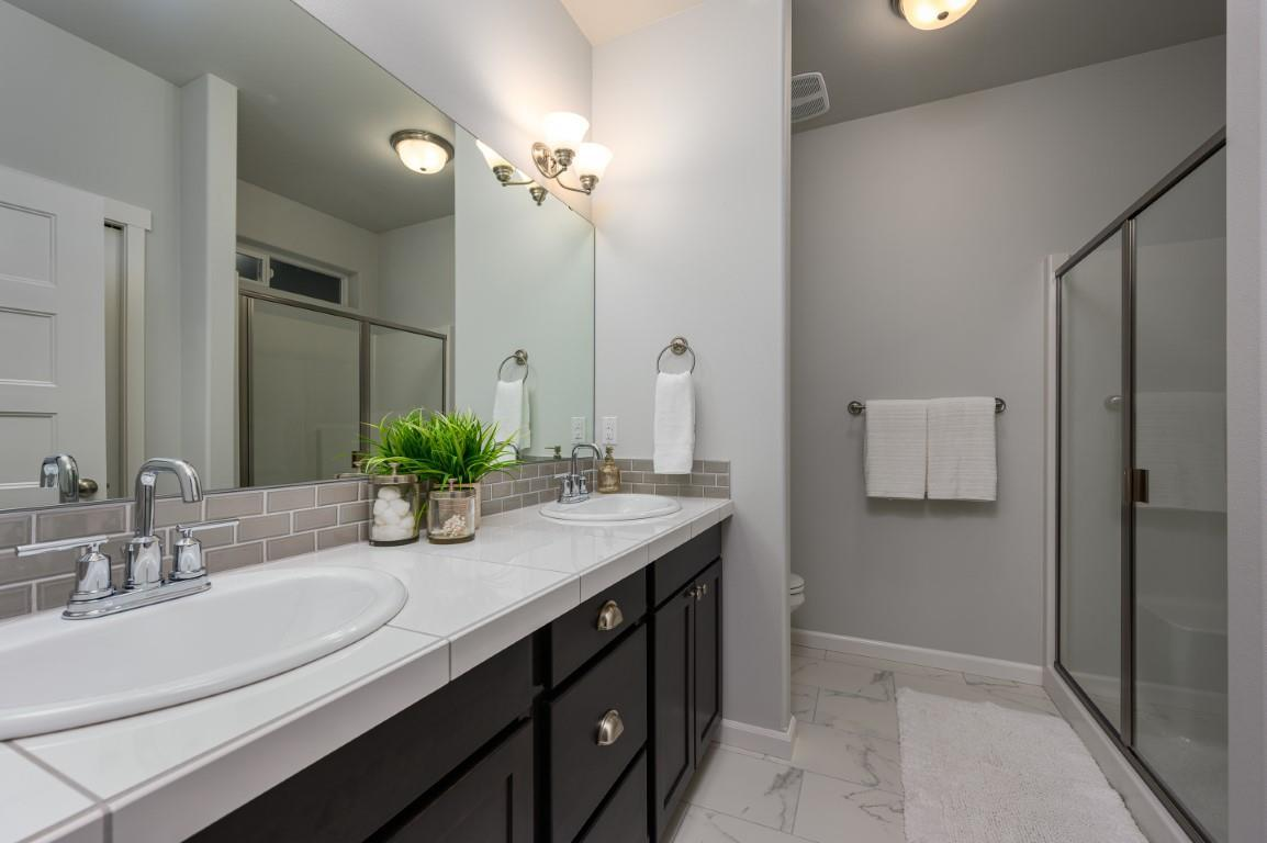 Bathroom featured in the WP Garden By Landed Gentry Homes in Bellingham, WA