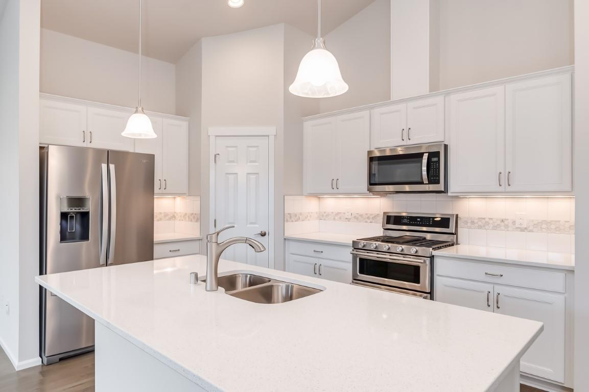 Kitchen featured in the WP Laurel By Landed Gentry Homes in Bellingham, WA