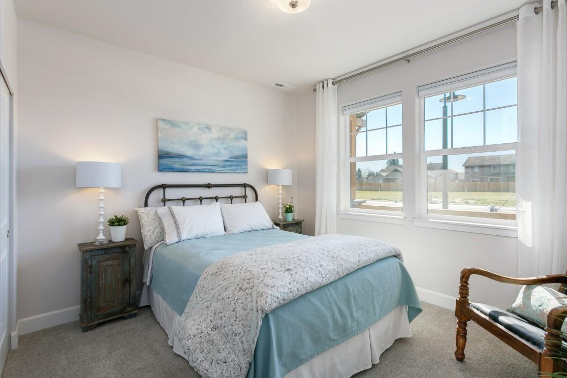 Bedroom featured in the WP Madrona By Landed Gentry Homes in Bellingham, WA