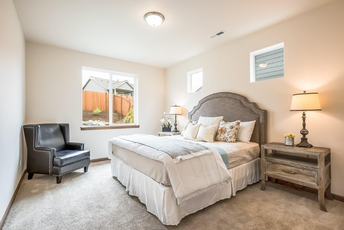 Bedroom featured in the WP Timberland By Landed Gentry Homes in Bellingham, WA