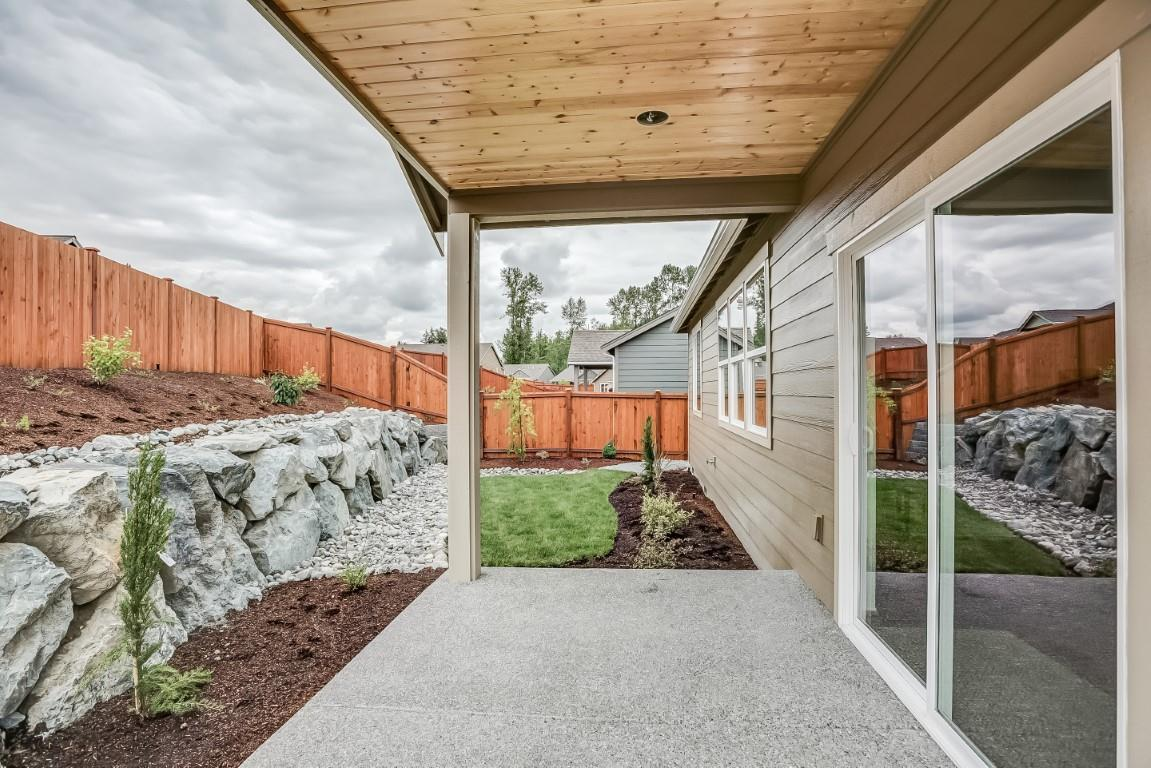 Exterior featured in the WP Timberland By Landed Gentry Homes in Bellingham, WA