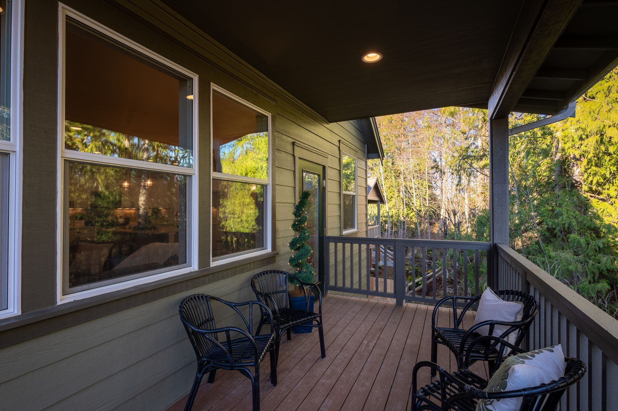 Exterior featured in the Garden By Landed Gentry Homes in Bellingham, WA