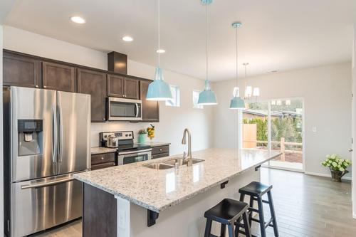Kitchen-in-Custom - Lot 1-at-Woodside Active Adult Community-in-Mount Vernon