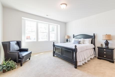 Bedroom-in-Maple-at-Woodside Active Adult Community-in-Mount Vernon