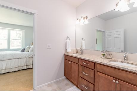 Bathroom-in-Maple-at-Woodside Active Adult Community-in-Mount Vernon