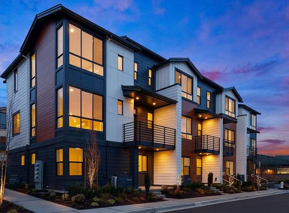 The Landing Townhomes
