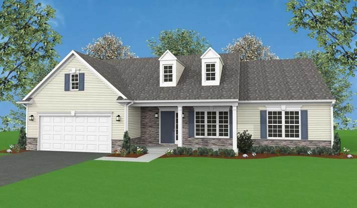 Asheville Home Plan