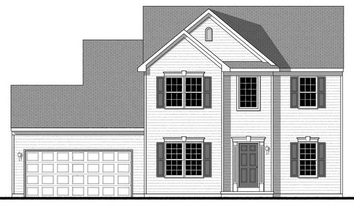 Greenville Home Plan