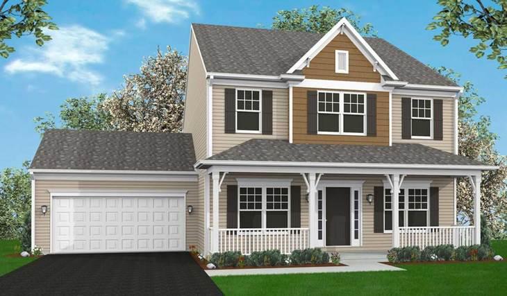 Laurel Home Plan