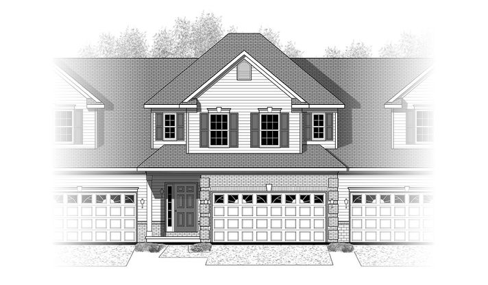 Trenton Townhome Plan