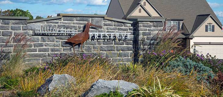 Millfording Preserve New Home Community in Mechanicsburg PA