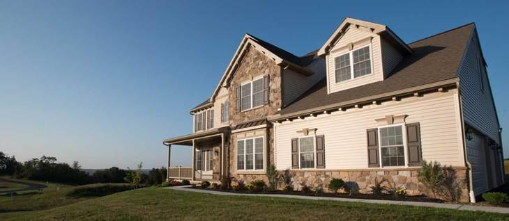 Saddle Ridge Estates New Home Community in Wrightsville PA