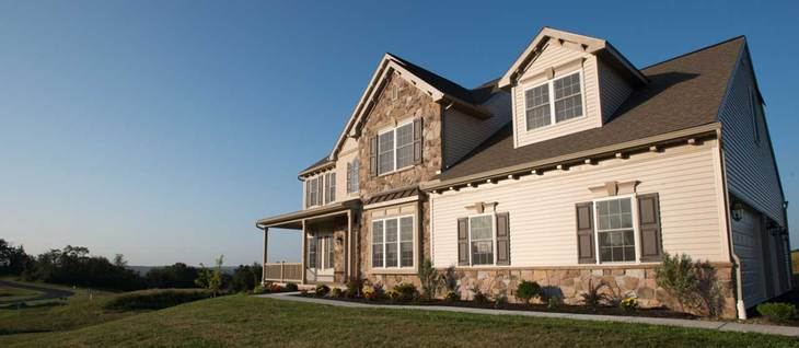 Saddle Ridge Estates New Home Community in Wrightsville PA