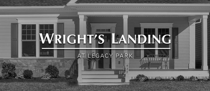 Wright's Landing New Homes at Legacy Park, Mechanicsburg