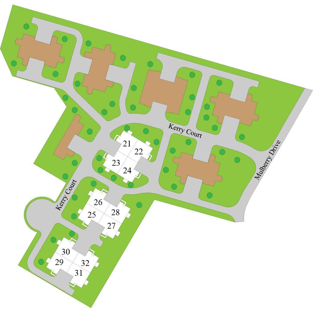 New Townhomes for Sale in Mechnicsburg PA