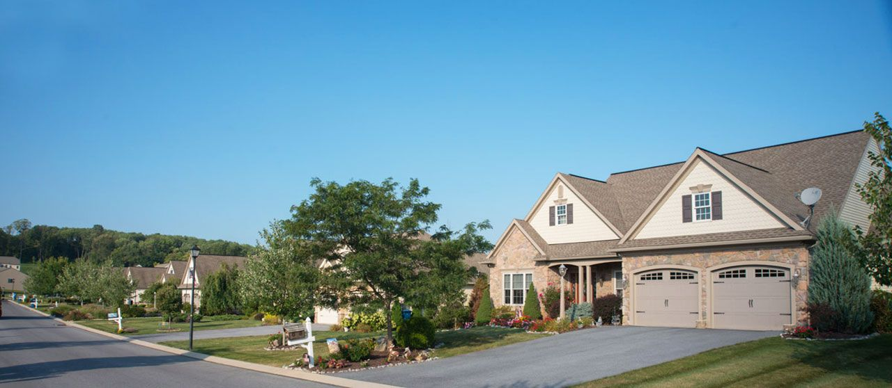 Stonecroft Village Active Adult New Home Community in Berks County PA