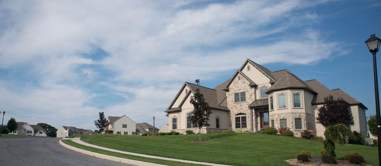 The Estates at Grandview New Home Community in Hummelstown PA